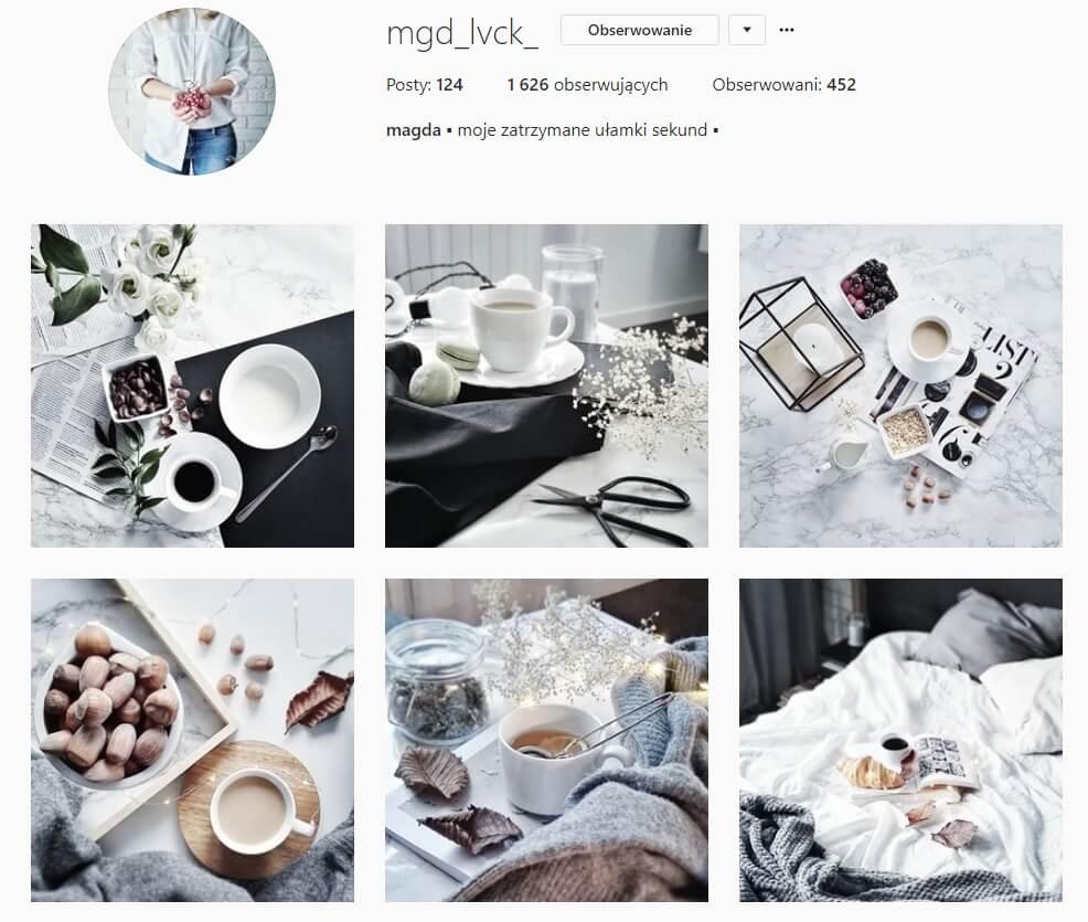 inspirujace konta na instagramie mgd_lvck_