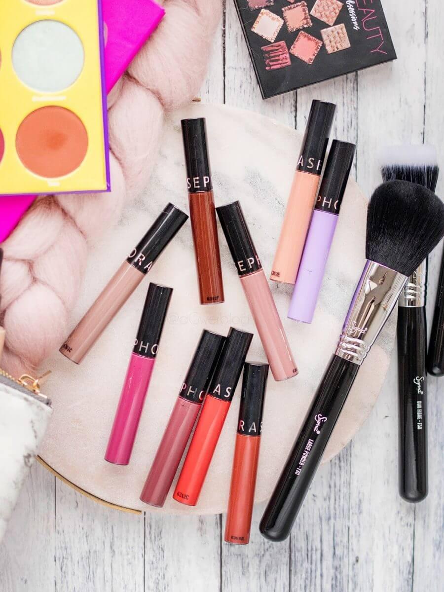 nowości kosmetyczne październik 2017 sephora