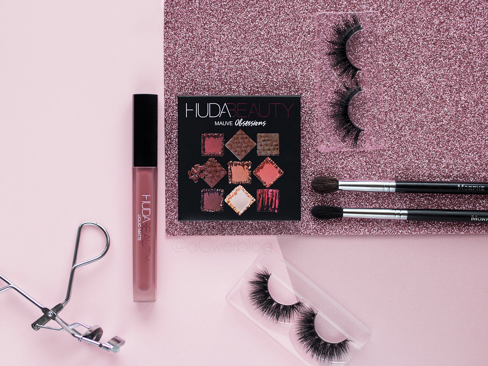 Huda Beauty, Mauve Obsessions | Hit czy kit?