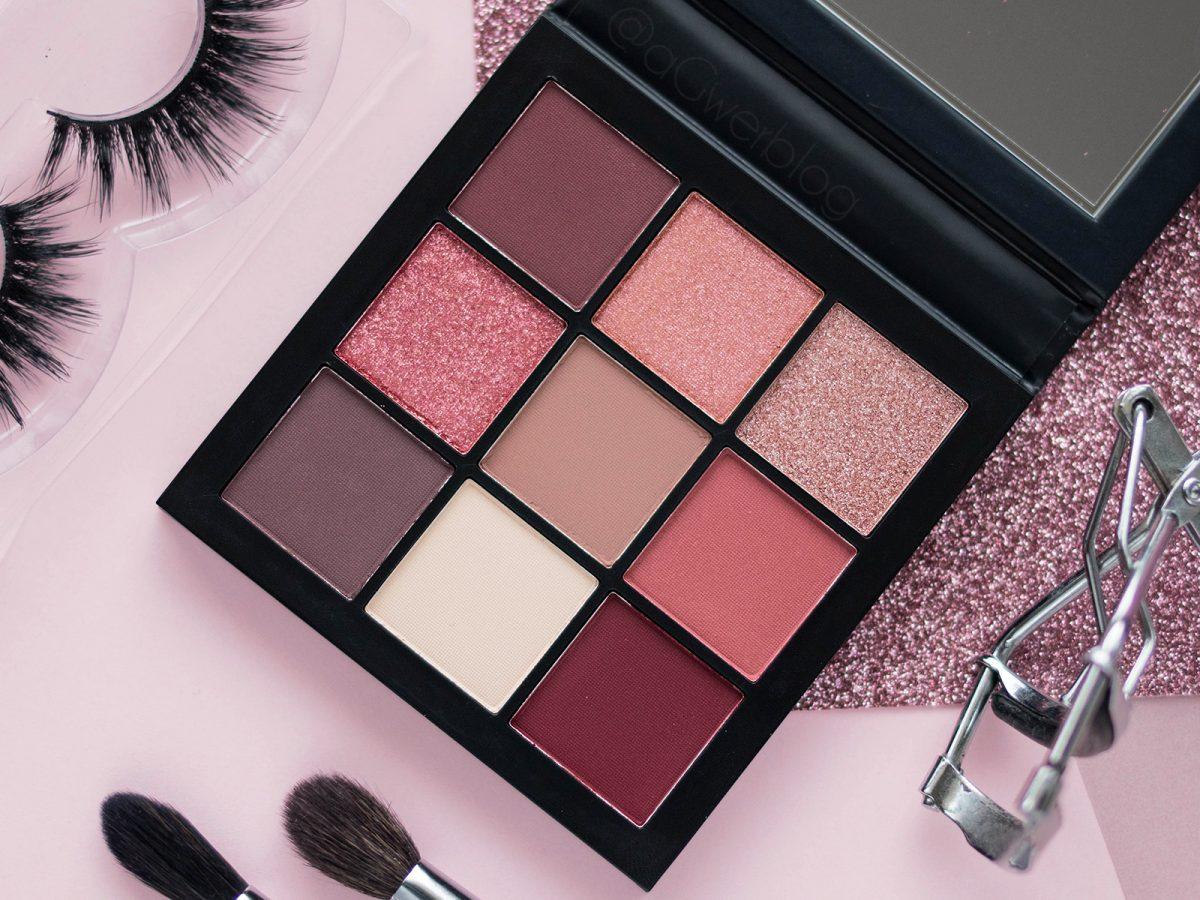 paleta Huda Beauty Mauve obsessions