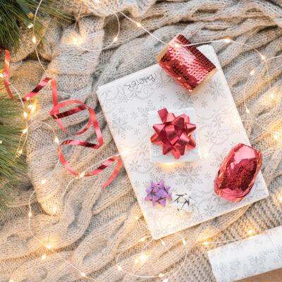 Świąteczne przygotowania   ulubione dodatki do domu, pakowanie prezentów
