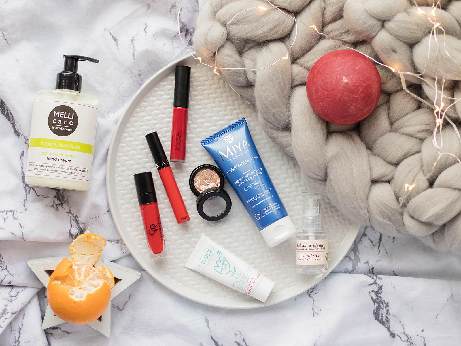 7 kosmetyków, o których warto pamiętać zimą