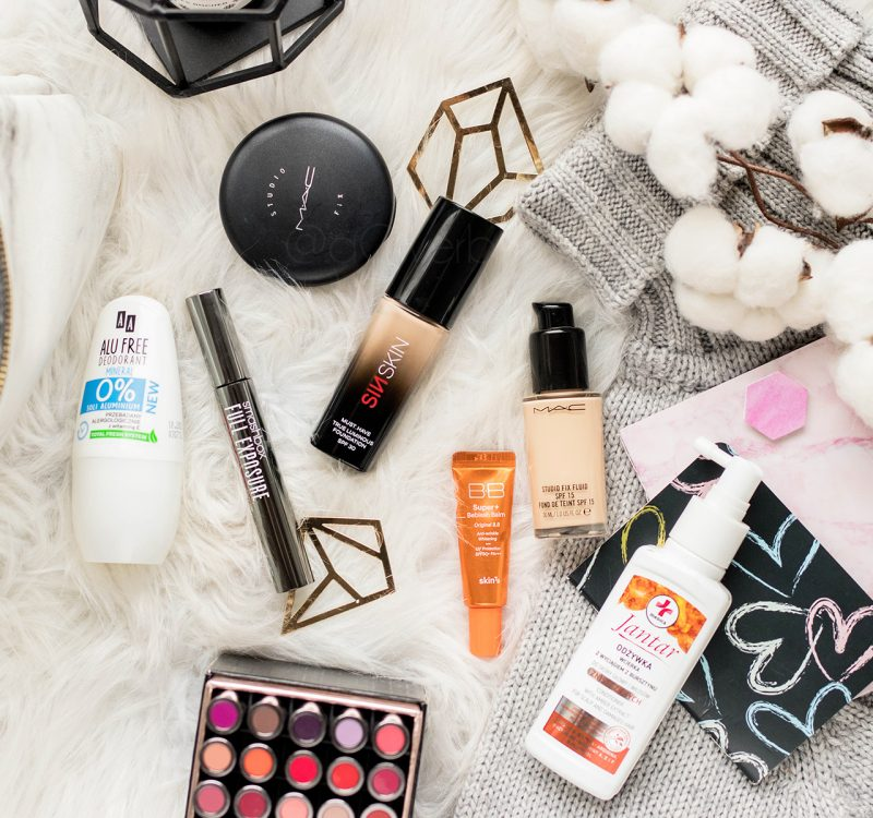 Rozczarowania kosmetyczne 2017