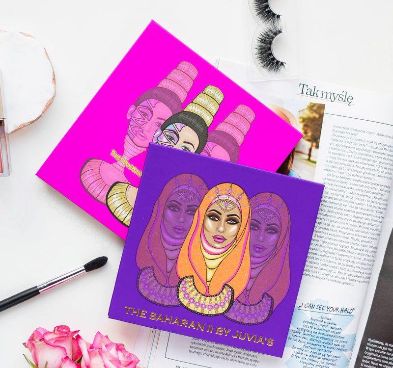 Paleta The Masquerade Mini i Saharan II by Juvia's Place