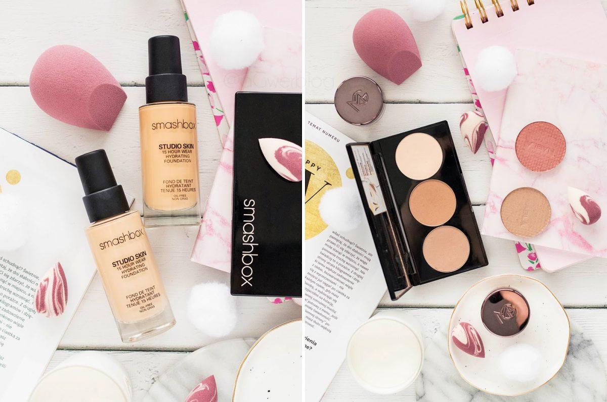 Najlepsze kosmetyki do makijażu 2017