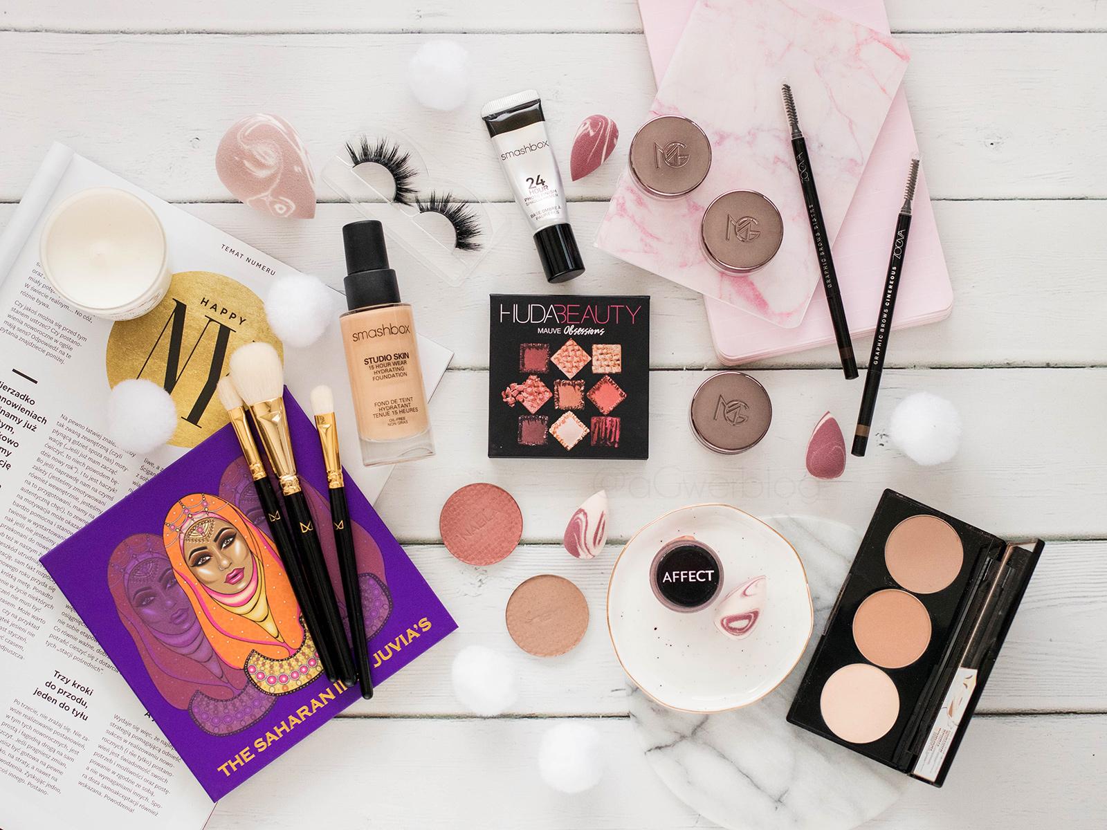 Najlepsze kosmetyki do makijażu | hity 2017