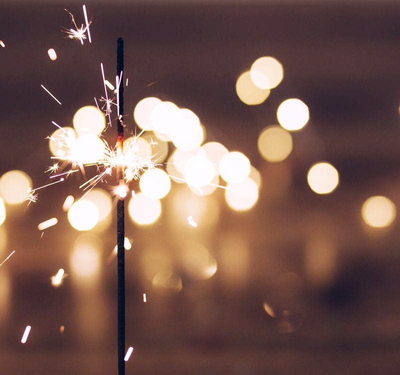 Postanowienia noworoczne, których ZAMIERZAM dotrzymać