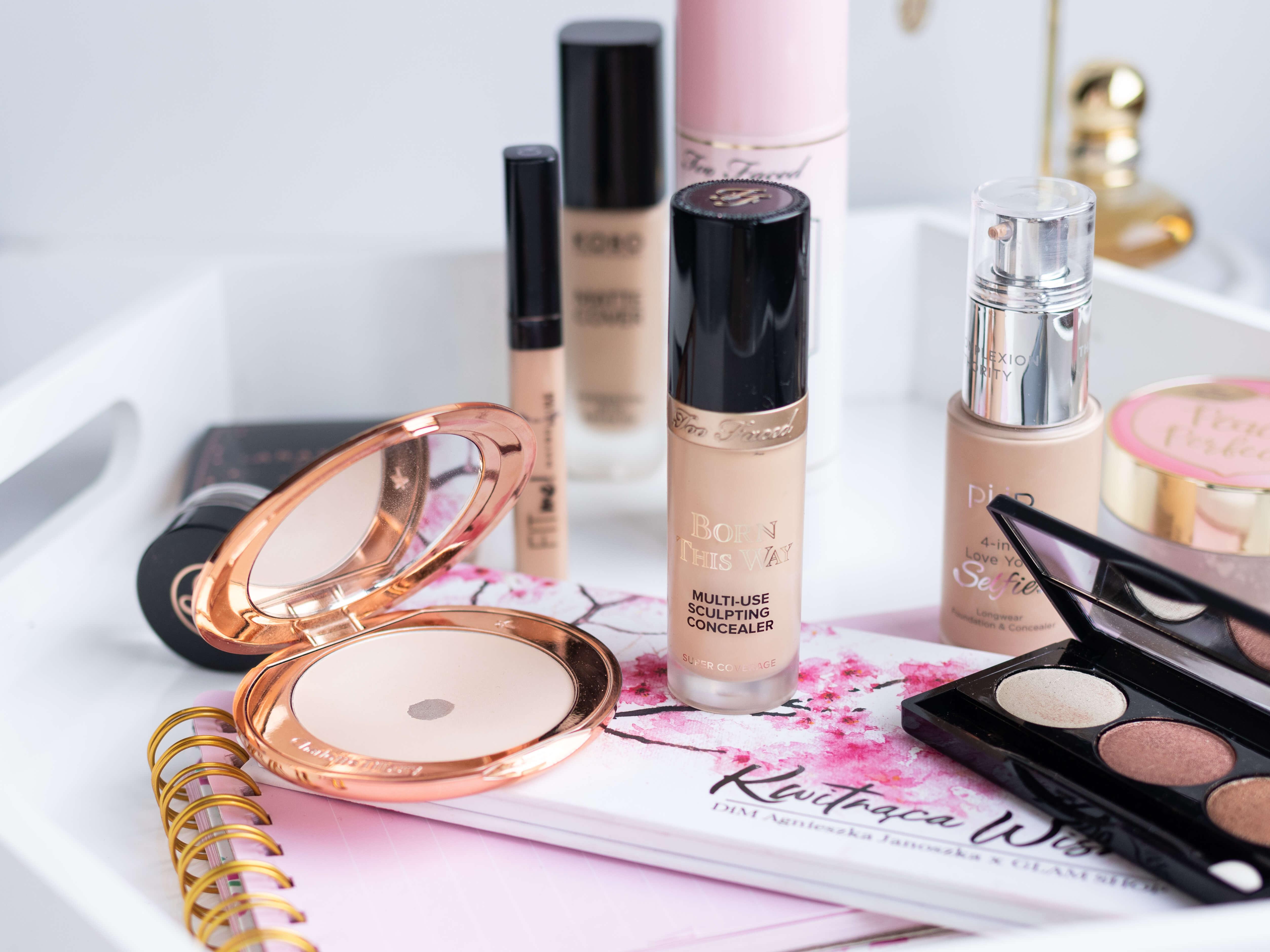 Trwałe kosmetyki do makijażu – TOP lista