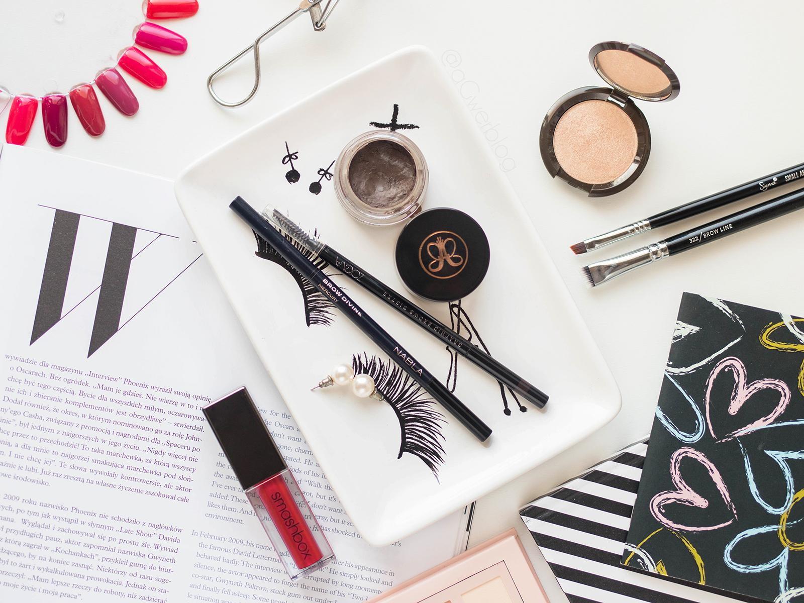 Jak malować brwi ombre? | Instrukcja krok po kroku