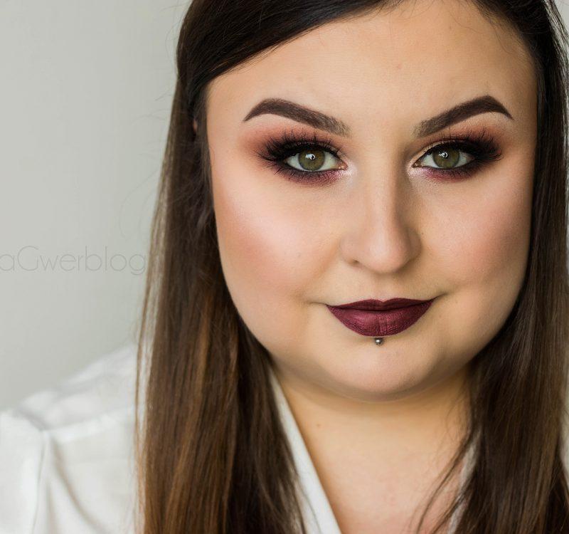 Makijaż walentynkowy   Makeup Revolution + konkurs