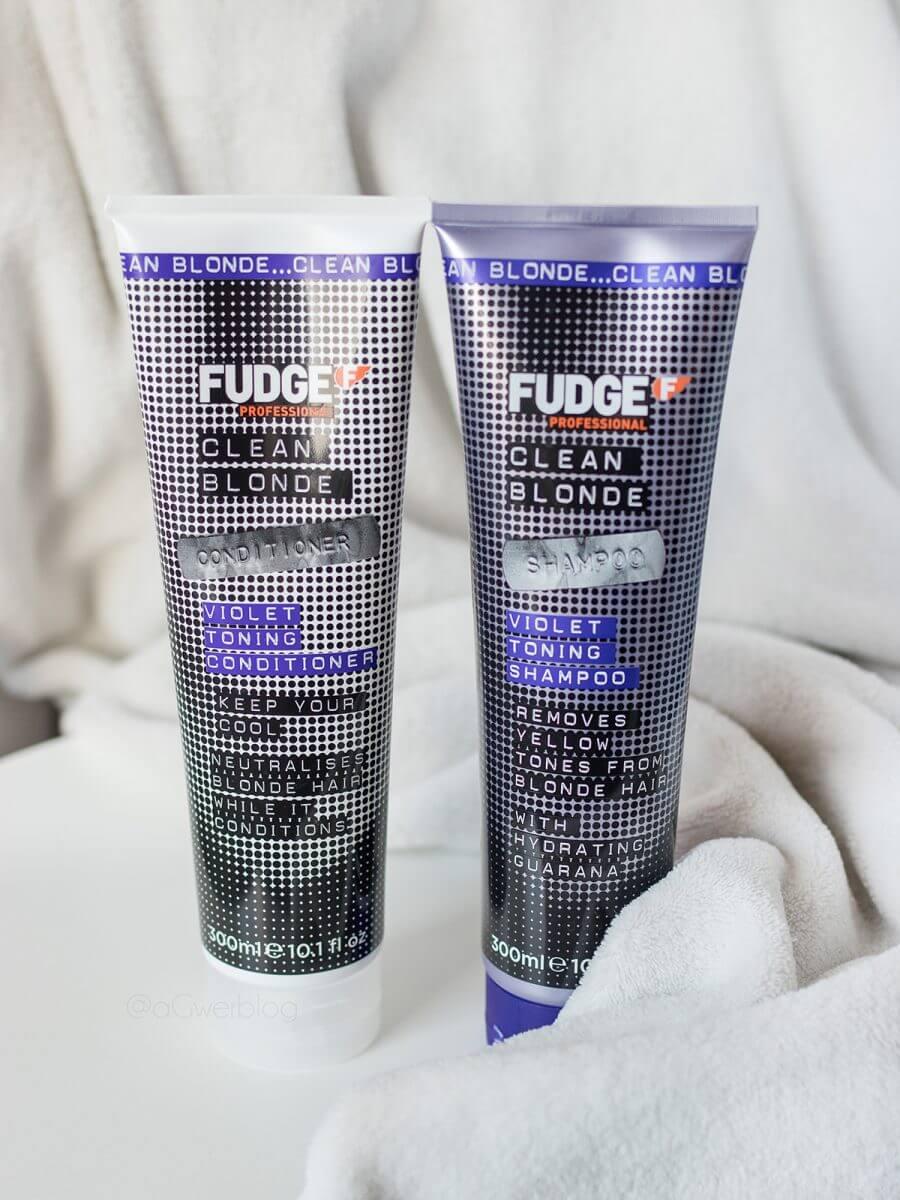 Fudge Clean Blonde