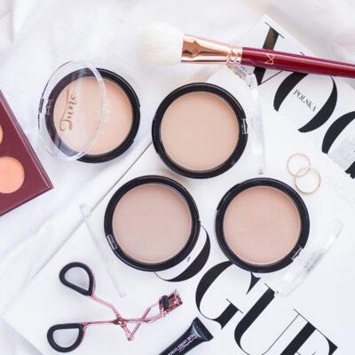 Pudry brązujące Tune Cosmetics | recenzja i swatche