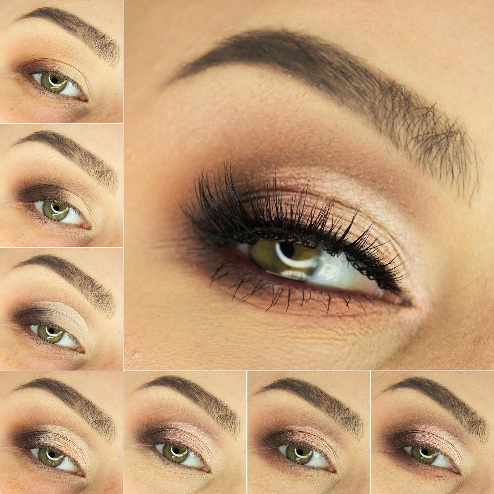 paletka affect pure passion makijaż
