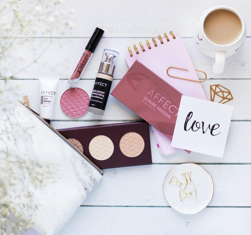Makijaż jedną marką krok po kroku: Affect Cosmetics