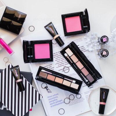 Semilac Make up: cienie biżuteryjne, paletki, róże i korektory