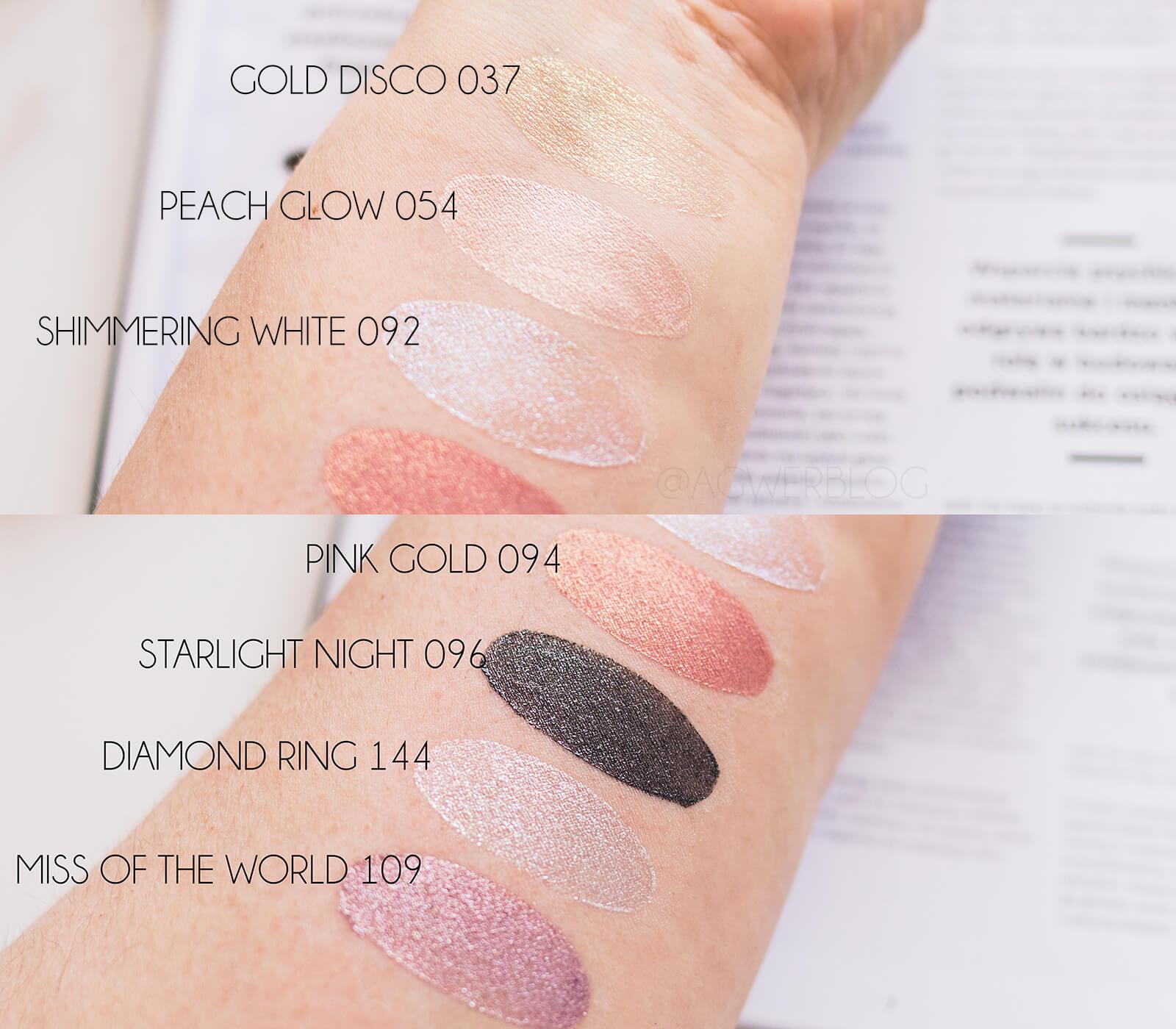 makijaż semilac blog