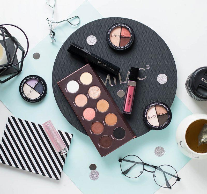 11 ulubieńców kosmetycznych | Affect, Smashbox, Tołpa