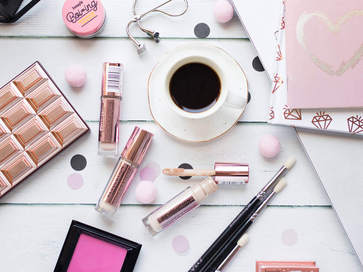 makeup revolution conceal and define