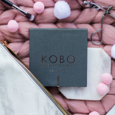 KOBO Rose Brown Palette