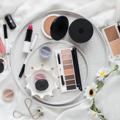 Naturalny makijaż ślubny i jakie kosmetyki polecam | Lily Lolo