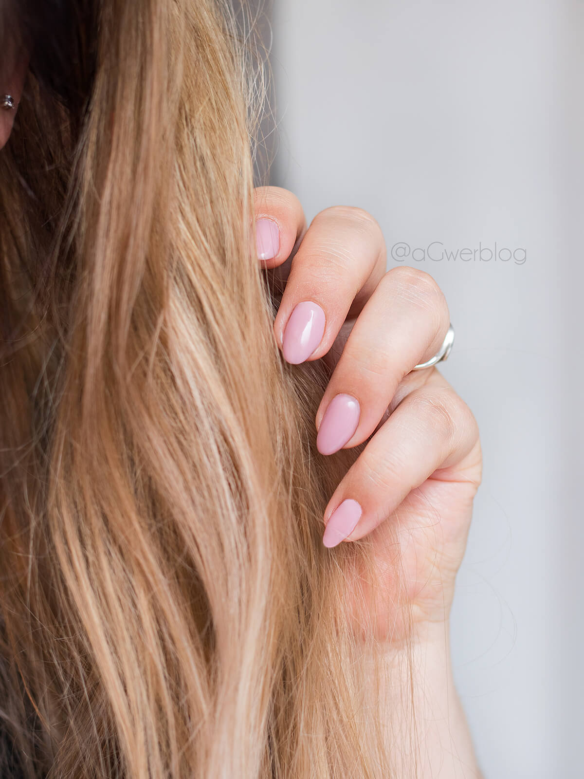 Semilac extend 5w1 Dirty Nude Rose