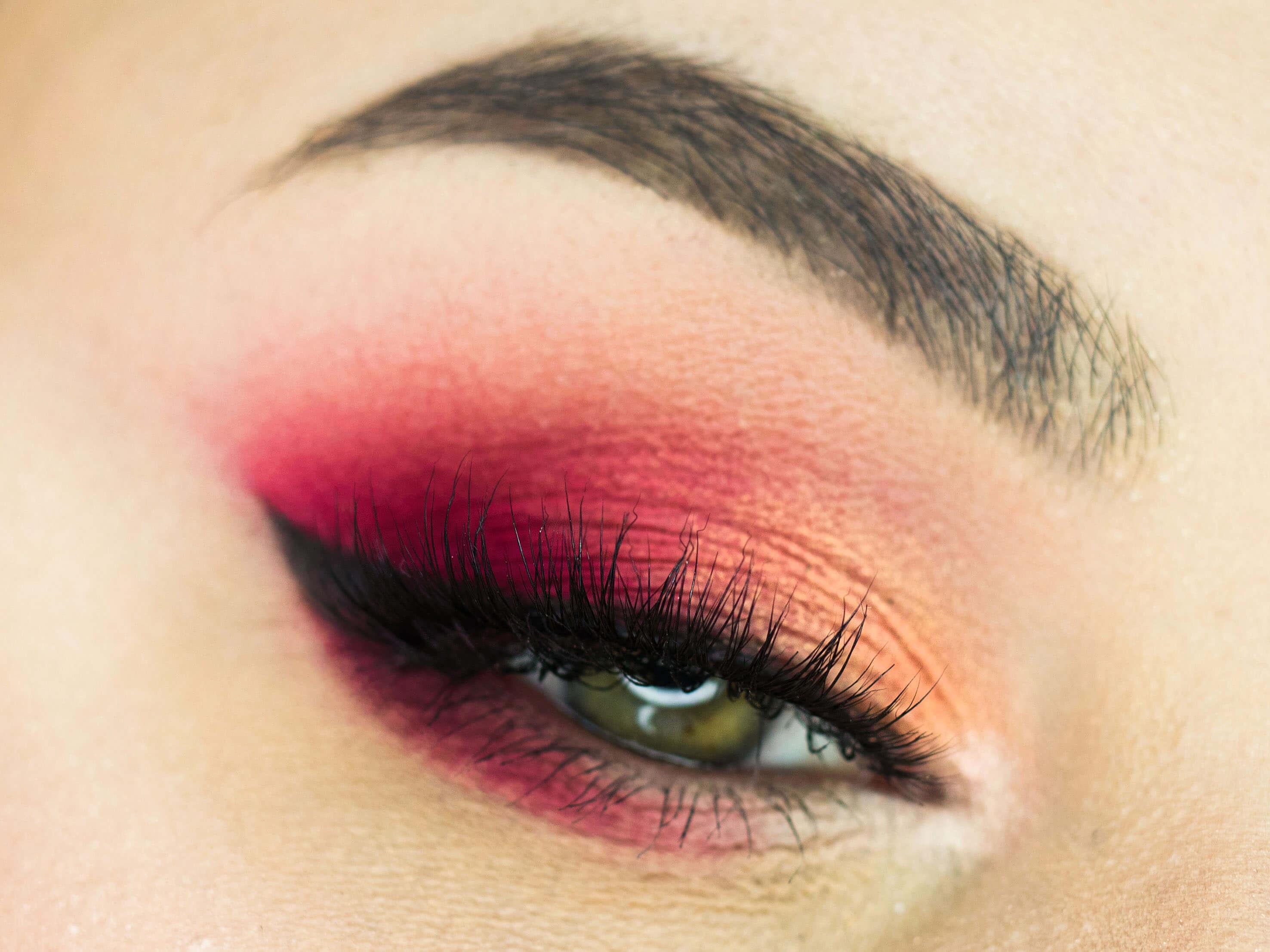 Paleta Jeffree Star Blood Sugar makijaż