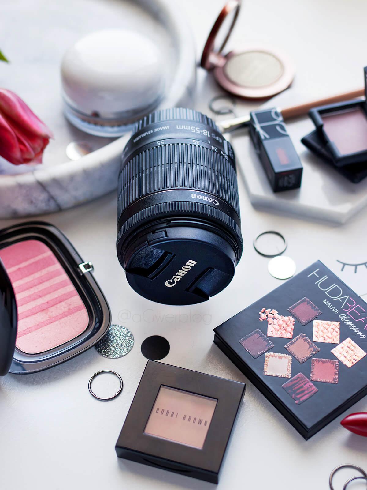 jak zrobić zdjęcie makijażu