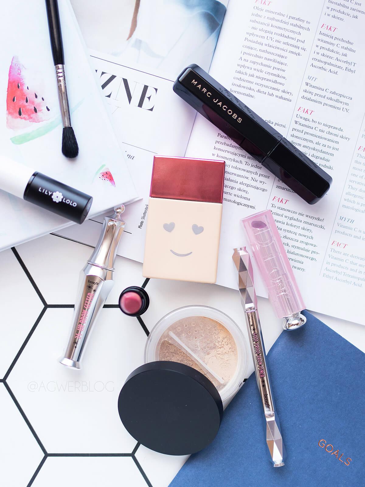 jakie kosmetyki do makijażu na lato