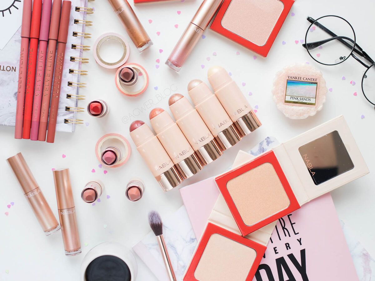 Nabla Cosmetics DENUDE collection