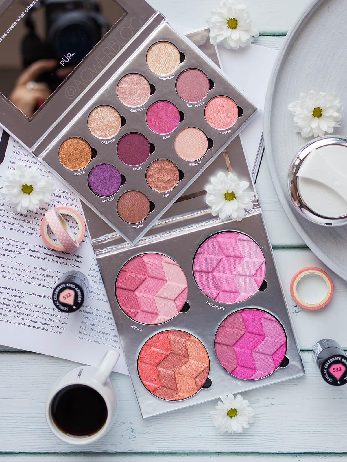 PÜR Cosmetics Visionary palette