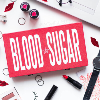Paleta Jeffree Star Blood Sugar - absolutny hit czy porażka?