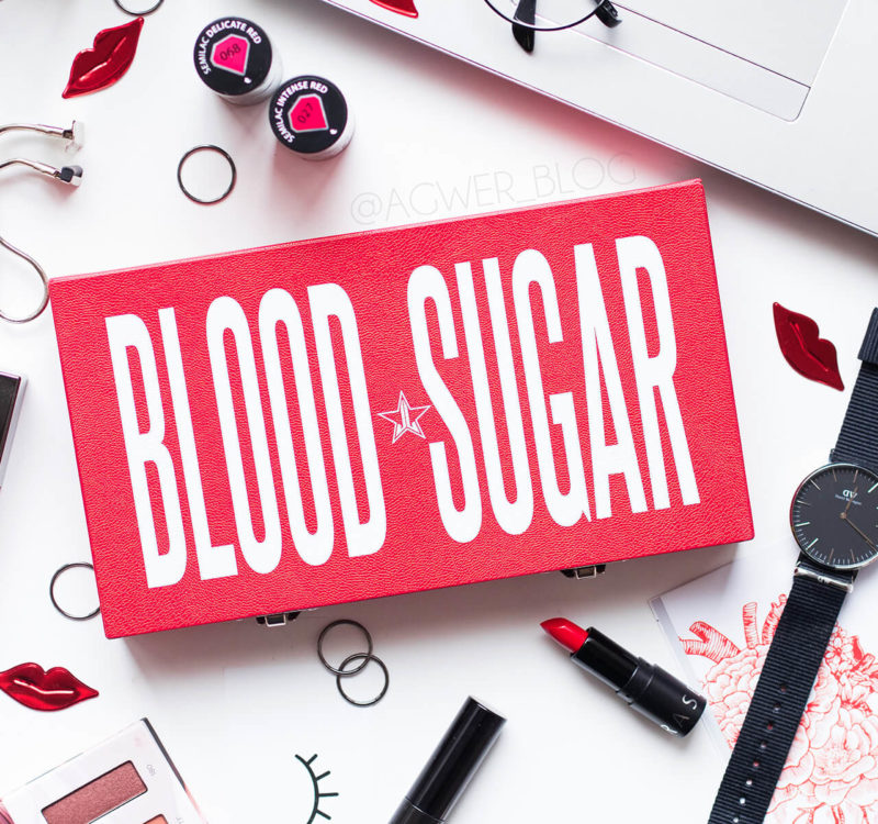 Paleta Jeffree Star Blood Sugar – absolutny hit czy porażka?