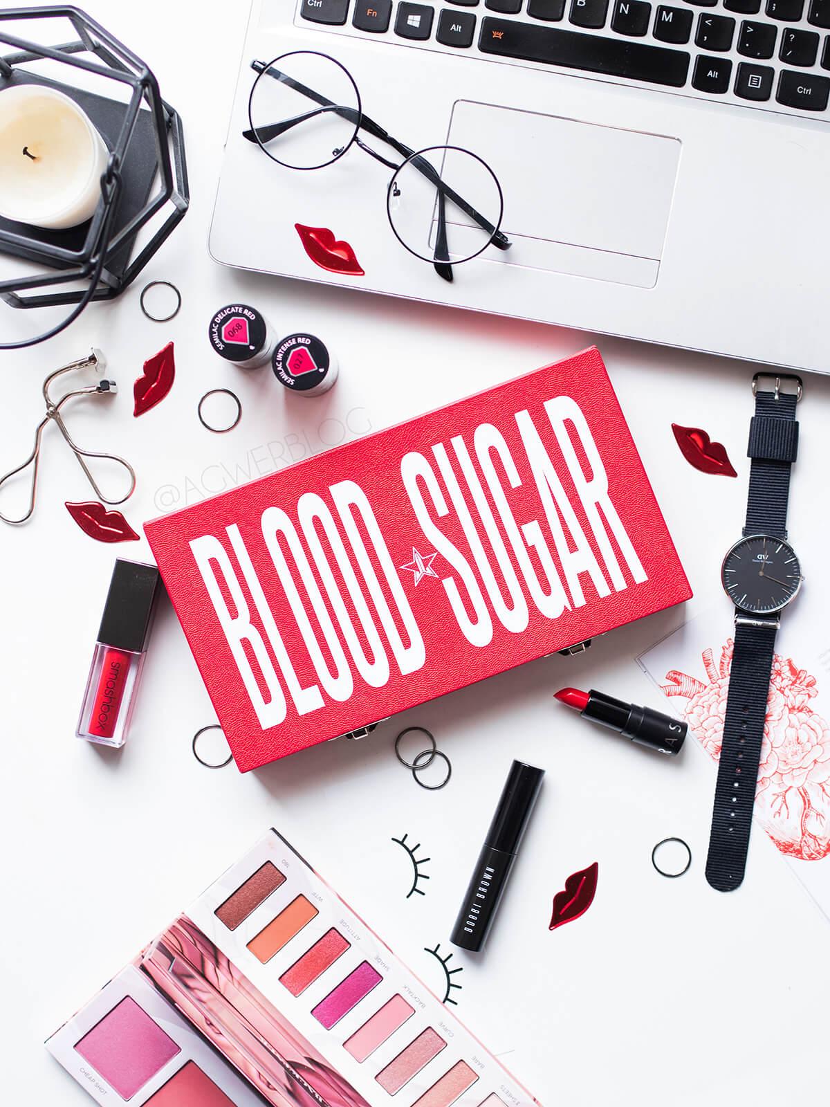 Jeffree Star Blood Sugar recenzja