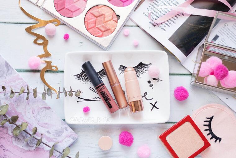 ulubieńcy kosmetyczni lipca blog