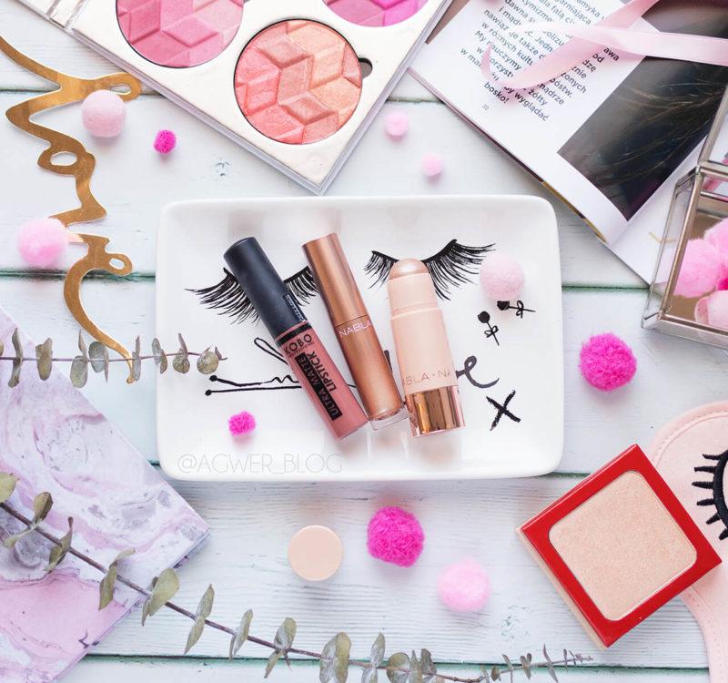 Ulubieńcy kosmetyczni lipca – KOBO, Nabla, PÜR Cosmetics