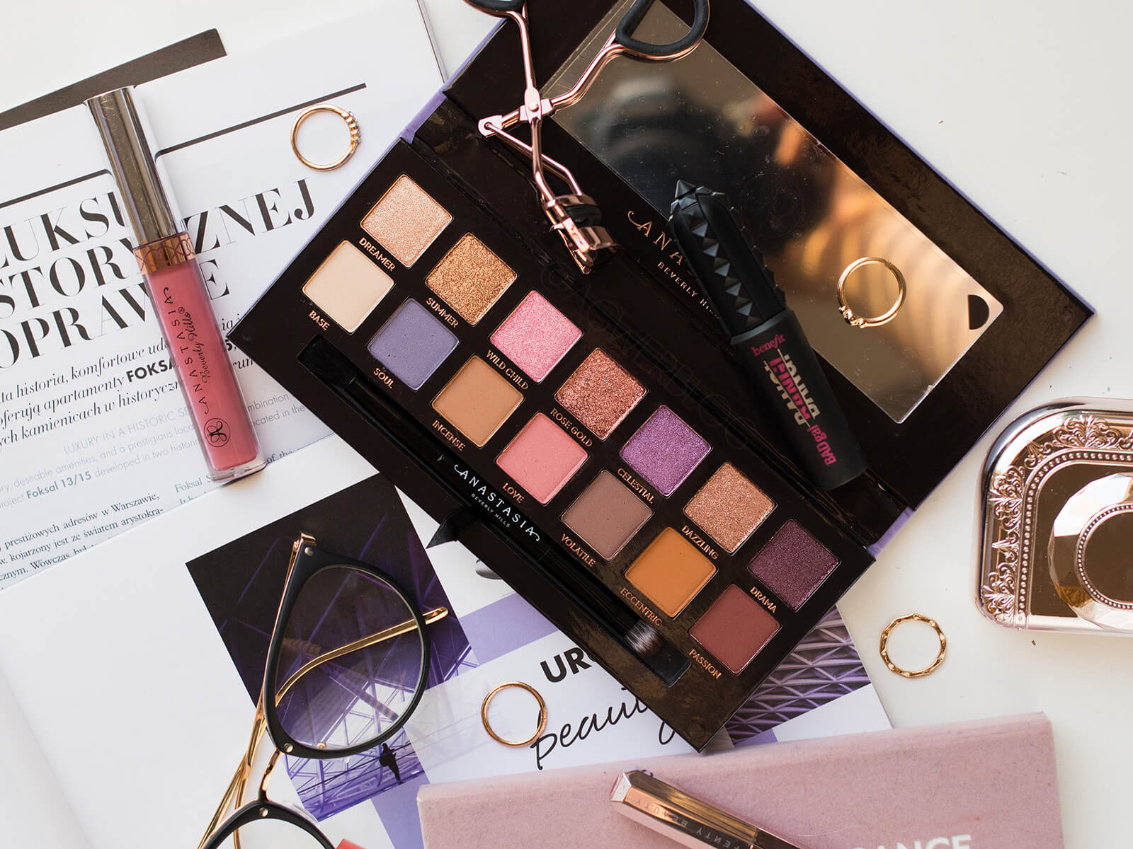 Anastasia Beverly Hills Norvina Palette – ABH w Polsce!