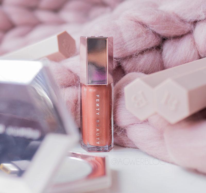 Fenty Beauty Gloss Bomb, Fenty Glow – błyszczyk idealny?