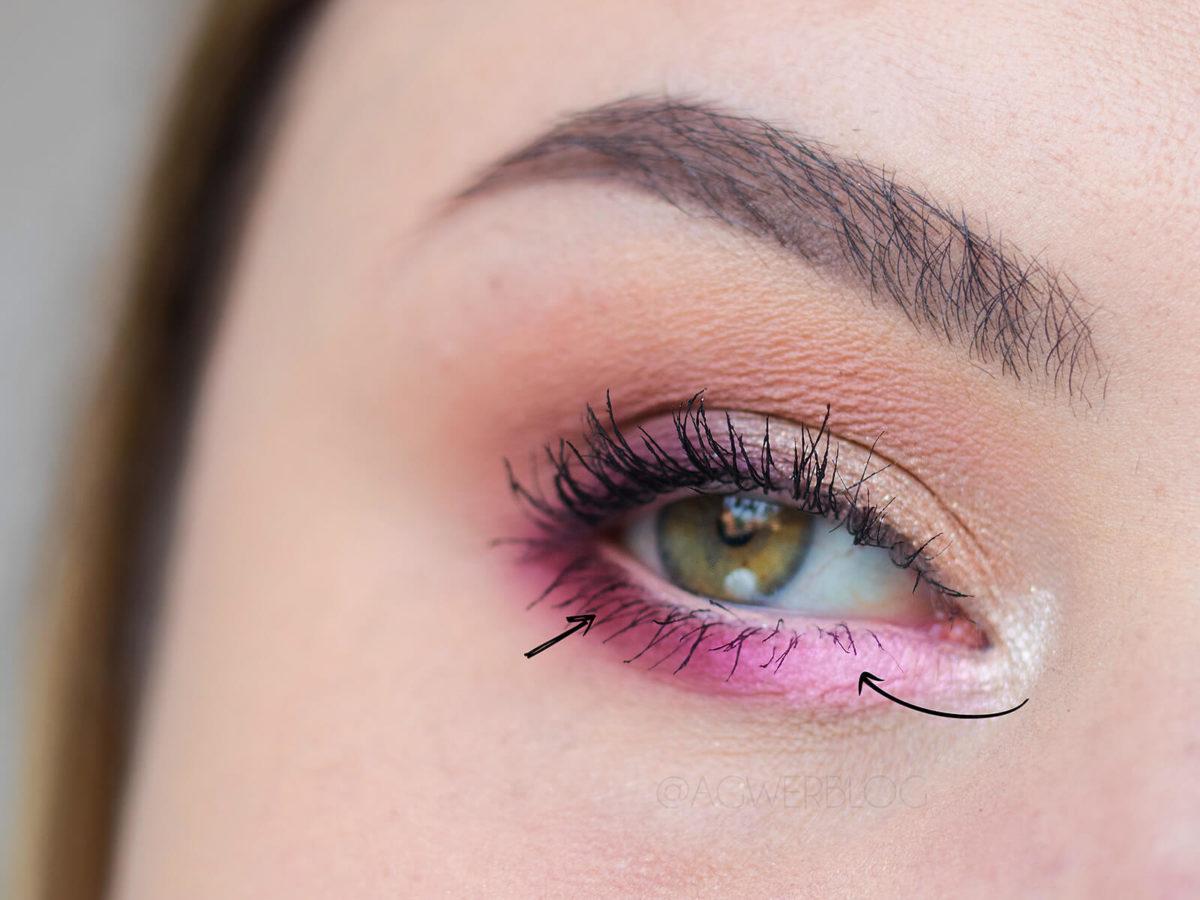 jak zrobić kolorowy makijaż dzienny