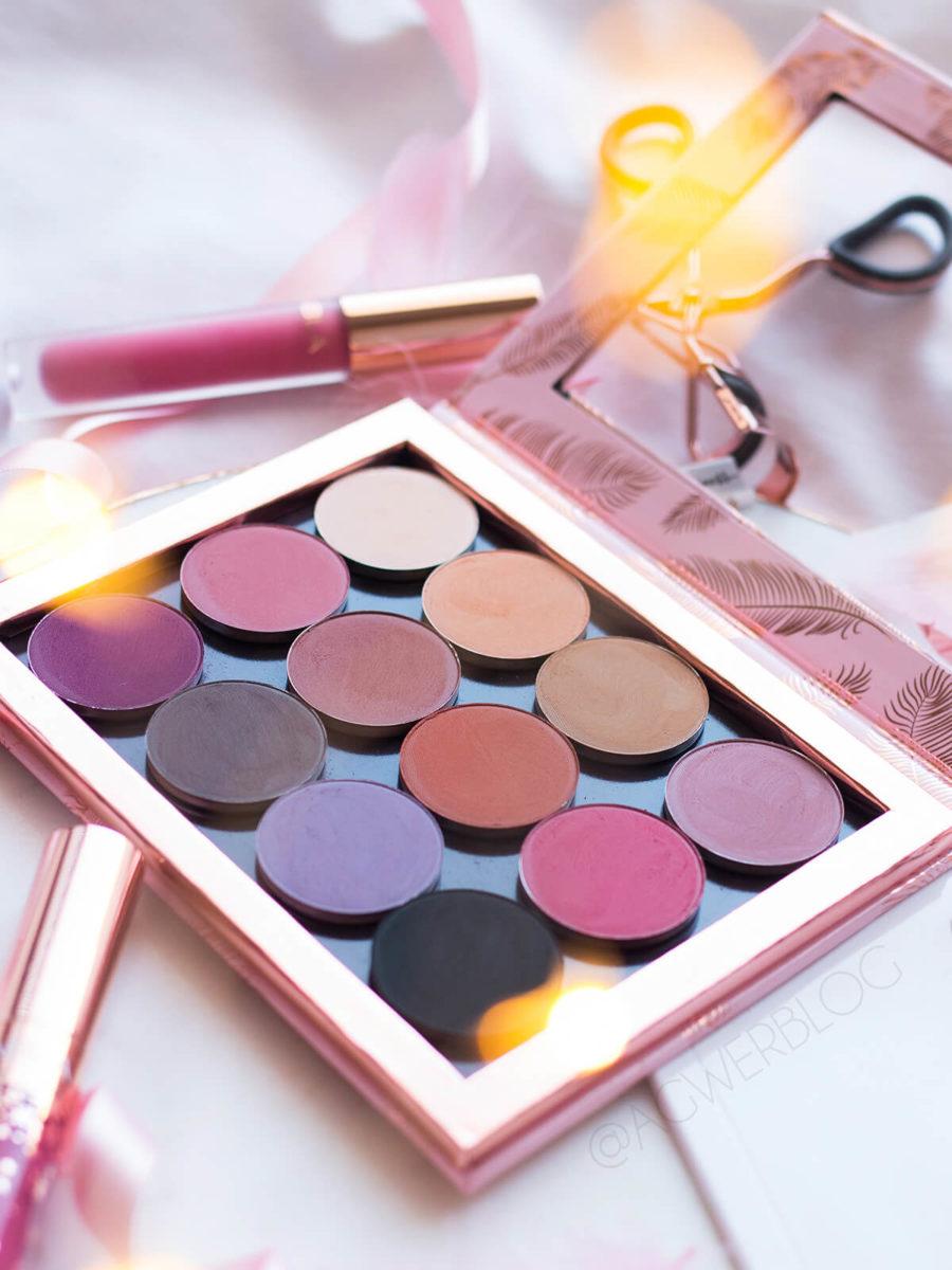 nabla cosmetics matte collection