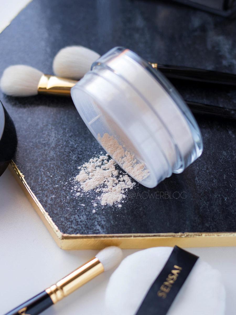 Sensai Translucent Loose Powder recenzja
