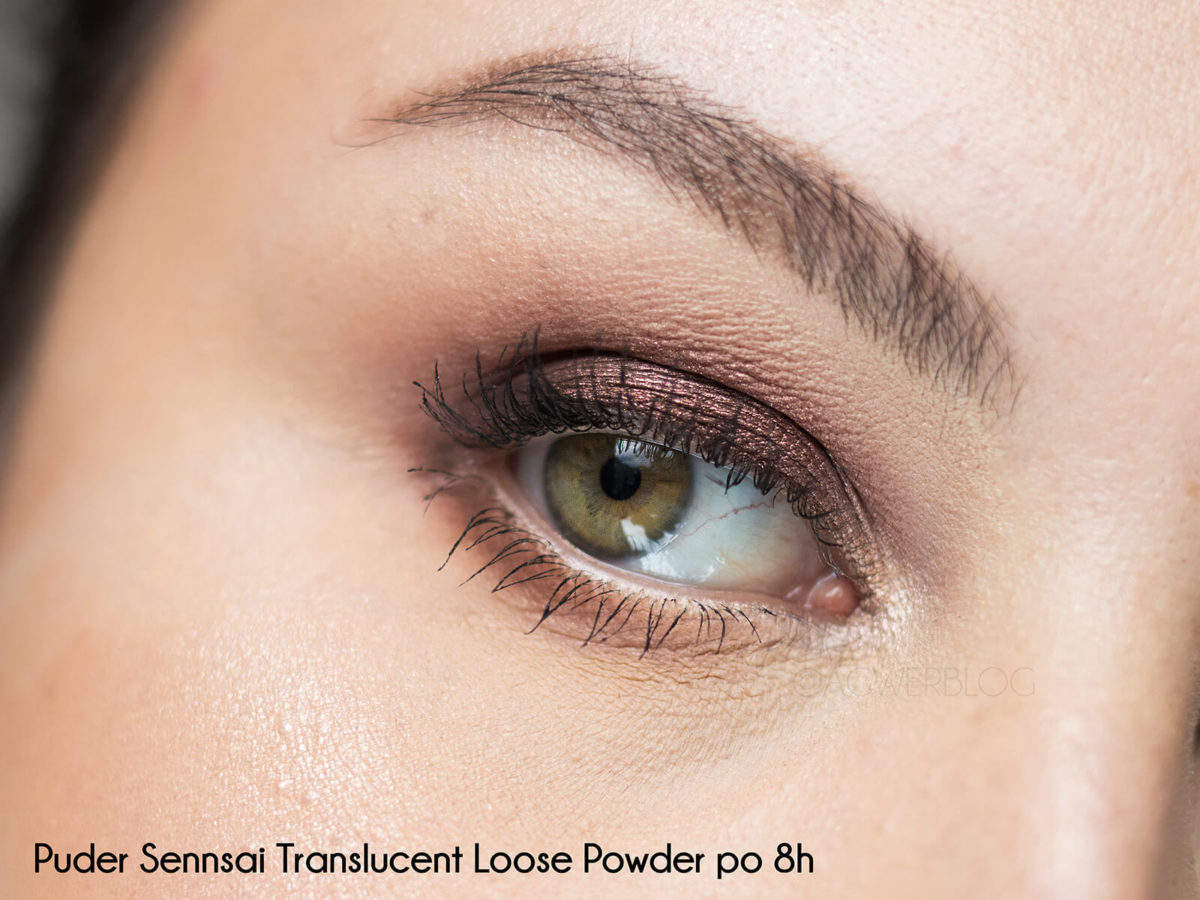 Sensai Translucent Loose Powder skład
