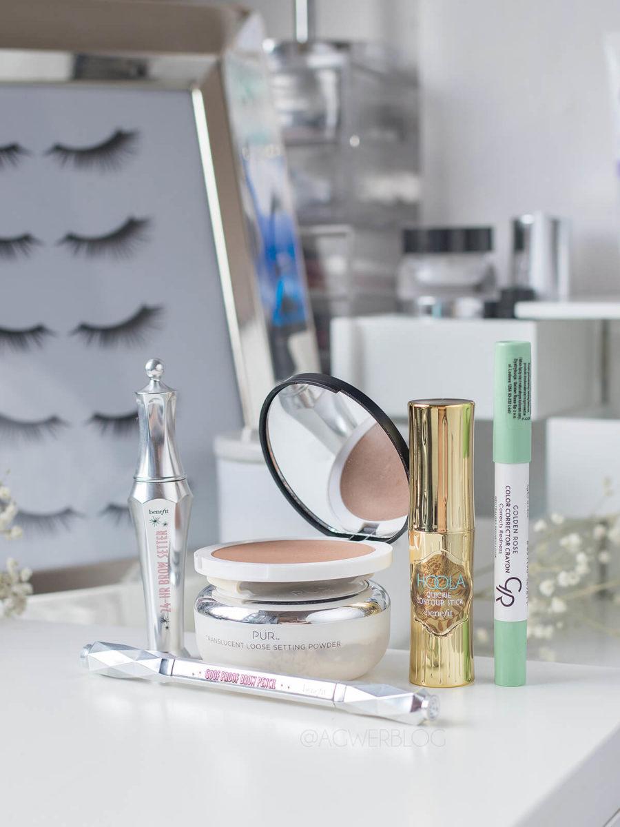 ulubiency sierpnia - makijaż