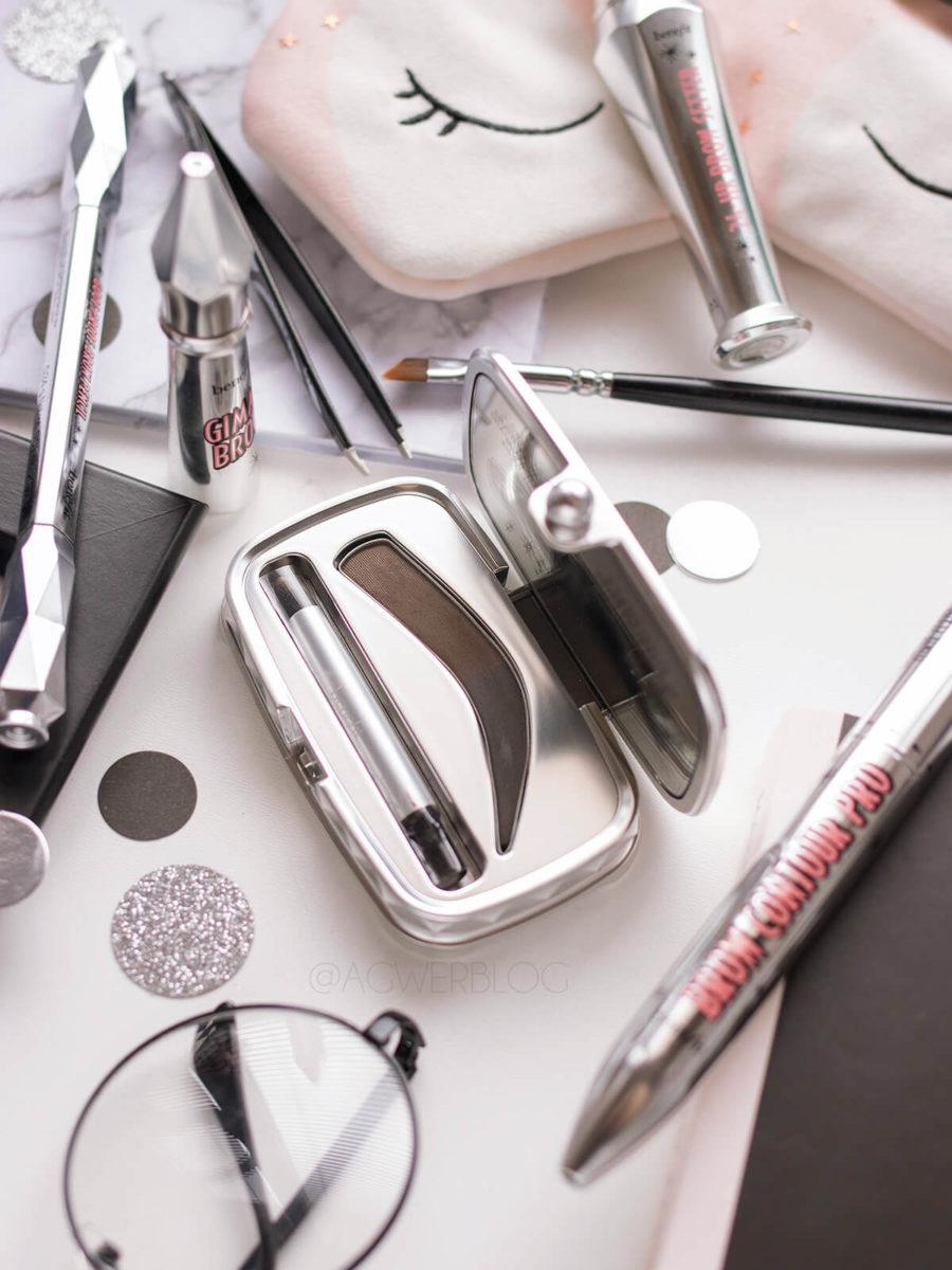 błędy w makijażu brwi blog