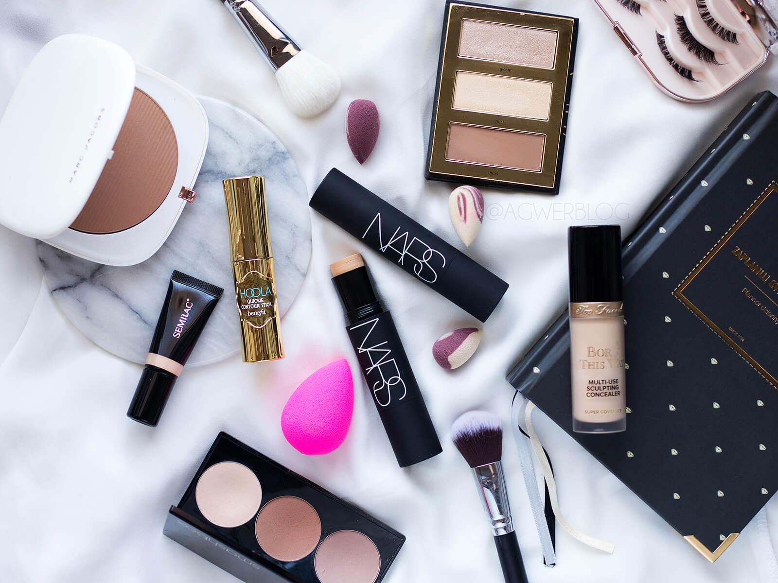 Błędy w konturowaniu twarzy – Makeup Monday