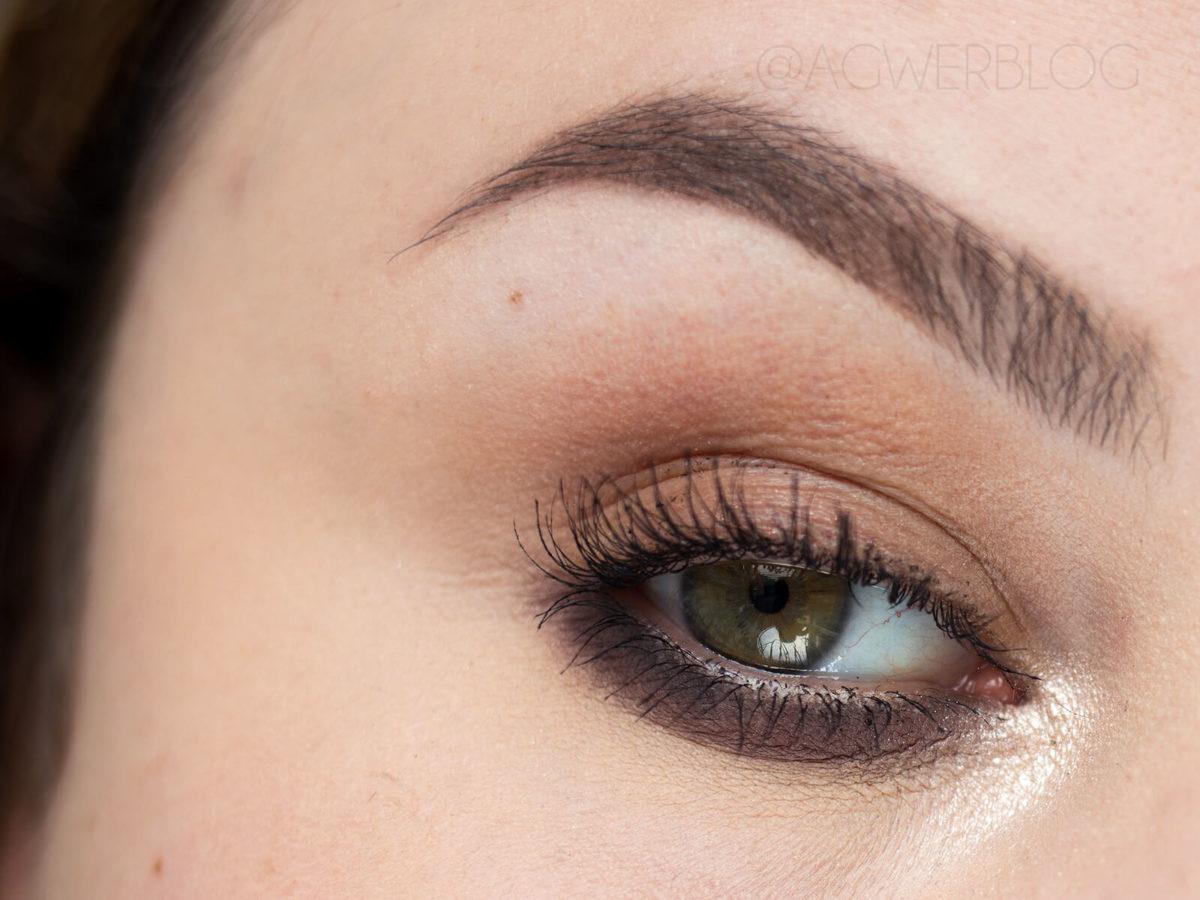 błędy w makijażu oczu blog