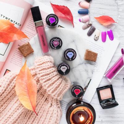 Jesienne trendy w manicure + proste zdobienia