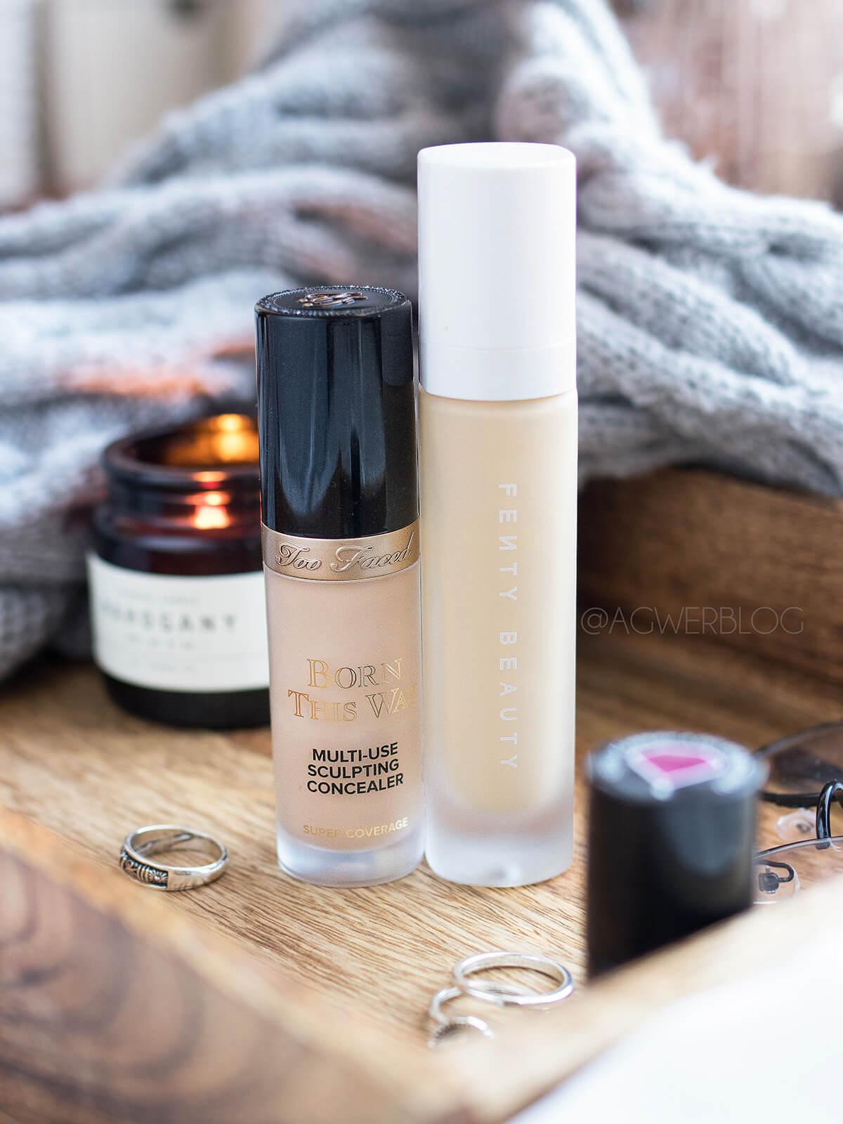 ulubieńcy kosmetyczni podkład fenty