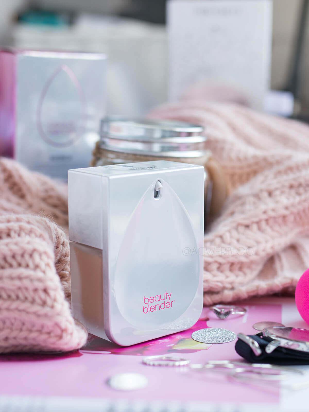 podkład beauty blender