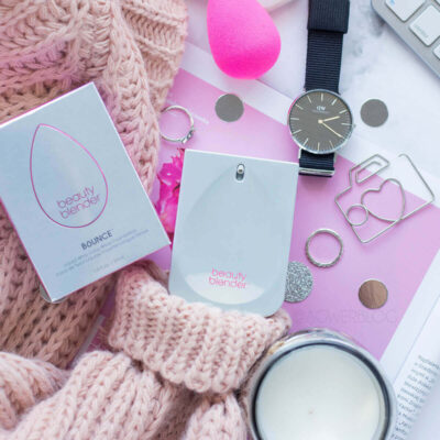 Podkład Beauty Blender Bounce Foundation - pierwsza recenzja w Polsce!