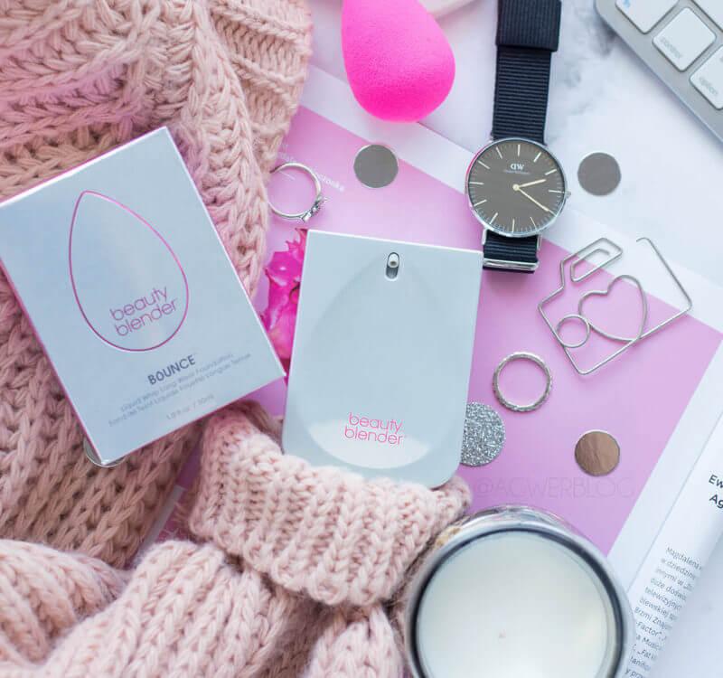 Podkład Beauty Blender Bounce Foundation – pierwsza recenzja w Polsce!
